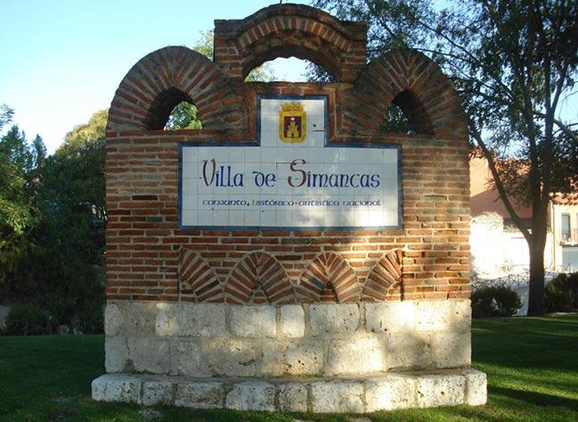 villa de simancas hotel pago del olivo