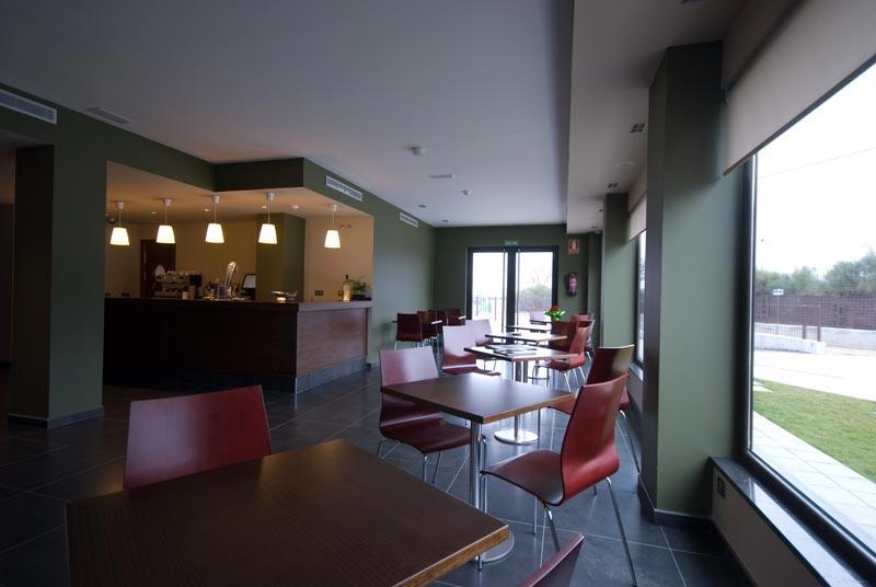 cafeteria hotel pago del olivo